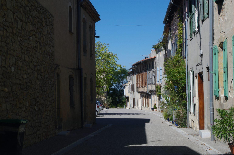 Le2bis-espaces publics Saint-Félix Lauragais-Place centrale