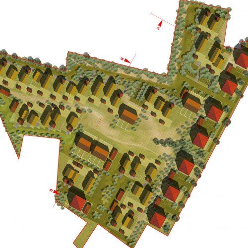 Le2bis-Agence d'architecture toulouse-Aménagements en zone rural - Airial contemporain - Landes