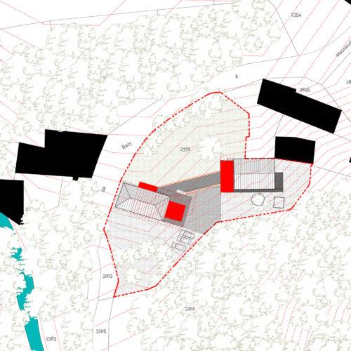 Le2bis-Agence d'architecture toulouse-Rénovation et extension bois - Grange Ariège